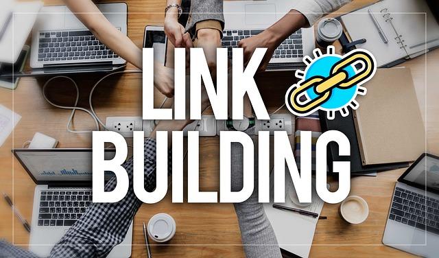 link bulding
